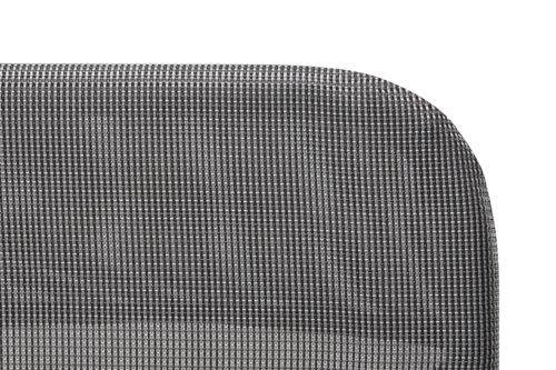 Kippliege MEXICO 60x140 grau