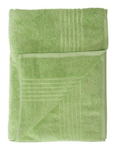 Drap de bain PREMIUM 100x150 vert citron