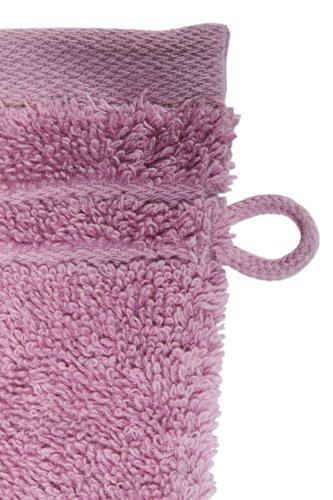 Waschhandschuh KRONBORG PREMIUM rosa