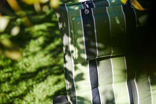 Cuscino sedia reclinabile SEVILLA verde