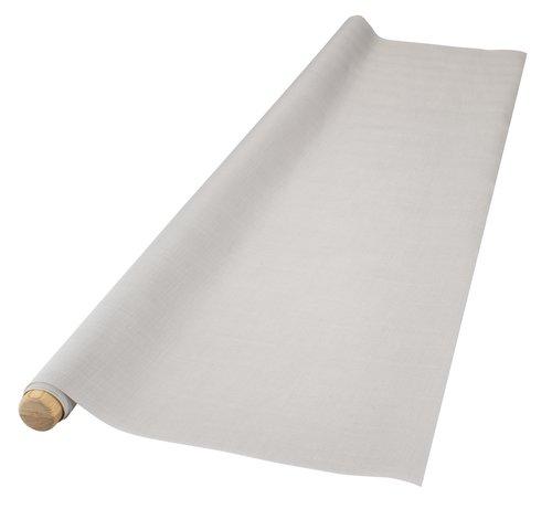 Tekstilvoksduk HJERTEGRAS B140 grå