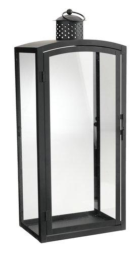 Фонарь REINAR 17x25x60 см черный