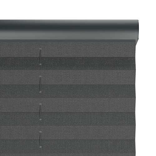 Plisségardin HOVDEN 120x160cm grå