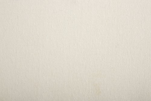 Hocker LONE weiß/beige