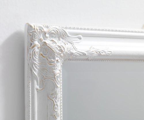 Spiegel KOPENHAGEN 60x120 weiß
