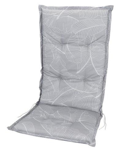 Cojín silla reclinable SORTEMOSE gris