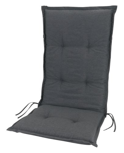 Cojín silla reclinable HOPBALLE gris osc