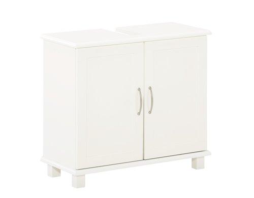 Badezimmerschrank SKALS 60x67 weiß