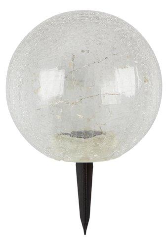 Lampada solare HAVSVALE Ø20xH29 vetro