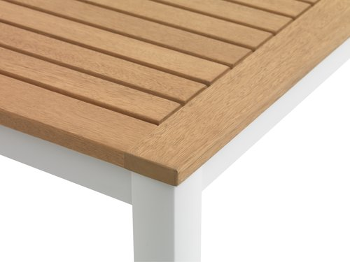 RAMTEN L206 legno+4 JEKSEN bianco