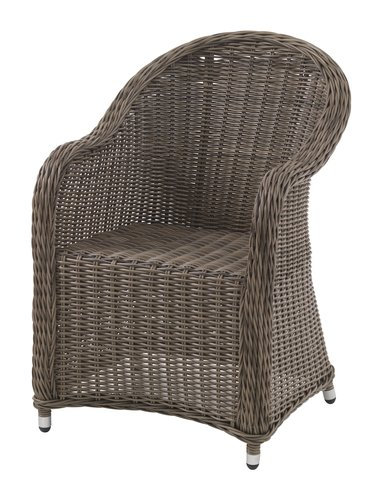 Chair GAMMELBY grey