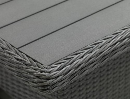 Set divano VEMB 5 pers. grigio