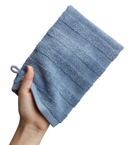 Guanto da bagno TORSBY 14x20 blu