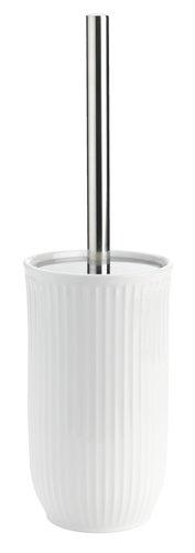 Escobilla de baño HAGA blanco