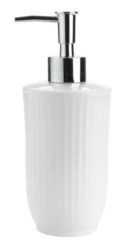 Dispenser di sapone HAGA bianco