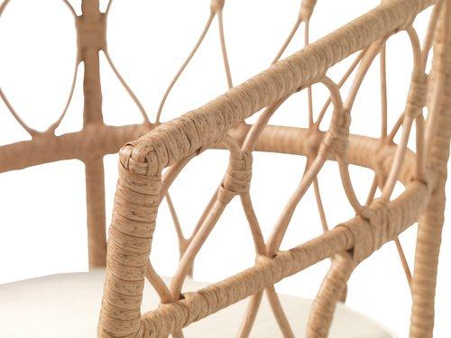 Комплект меблів JENNUM 5м натура