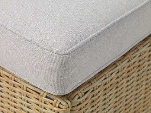Loungebord DALL B74xL74 natur