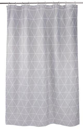 Duschdraperi GREBO 150x200 grå