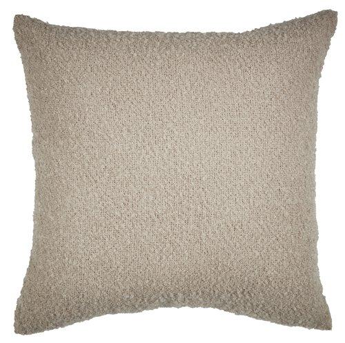 Cushion SYLARVE bouclé 45x45 beige