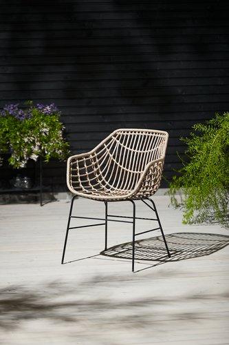 Cadeira ILDERHUSE natural