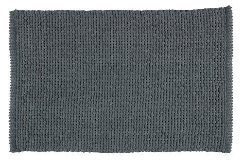Badematte NOLVIK 50x80 grå