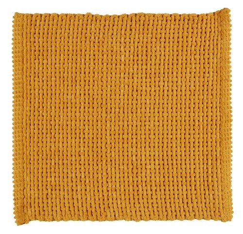Tappeto bagno NOLVIK 45x50 giallo