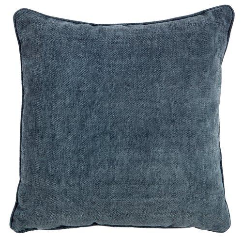 Almofada deco HORNFIOL 45x45 azul