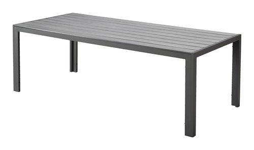 Mesa MIAMI A92xL205 gris