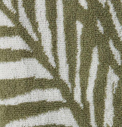 Telo da bagno HORDA 70x140 verde