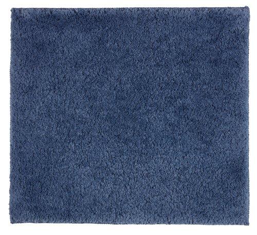 Tapp. bagno KARLSTAD 45x50 blu polvere