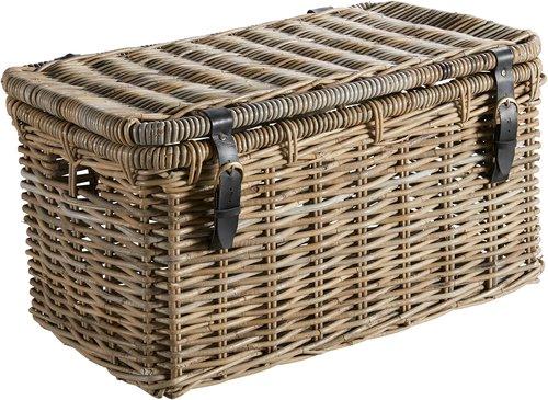 Kiste LUNA 28x58x25cm natur