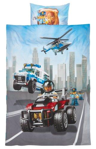 Pussilakanasetti LEGO CITY 150x210