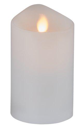 Świeca AUGUSTIN Ś8xW13cm LED