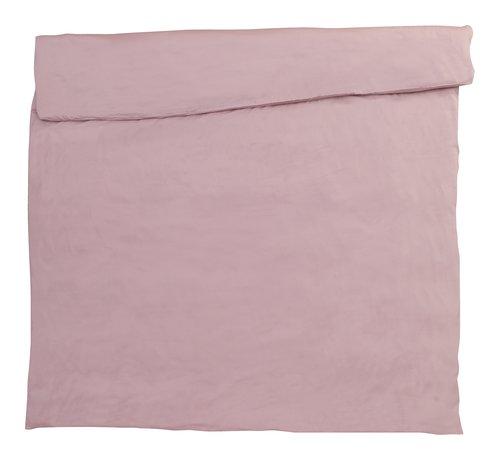 Funda nórdica ELEMENTS SGL rosa polvo
