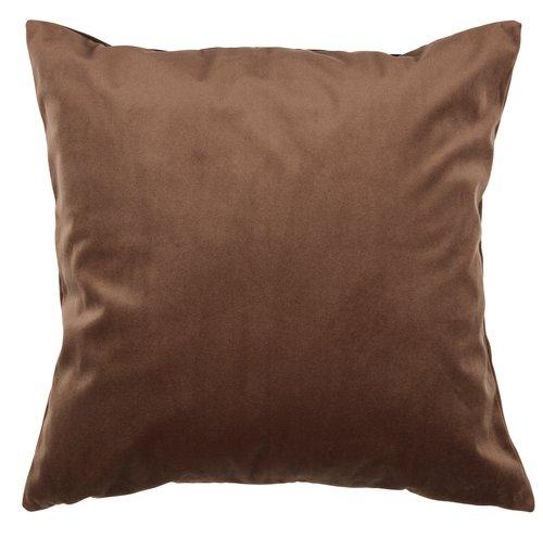 Ukr. jastučnica ERTEVIKKE 50x50 smeđa