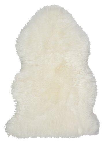 Lammeskinn KEJSERLIND 50x85cm hvit