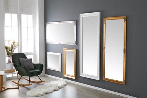 Espejo KOPENHAGEN 60x80 blanco
