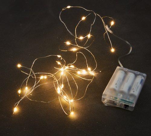 Lichterkette CRIS L300cm m/30 LED