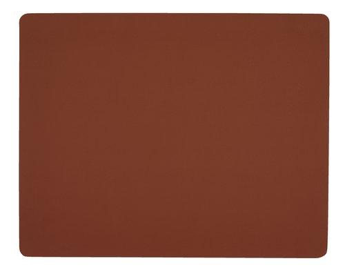 Podkładka TIDSEL 33x42 brązowy