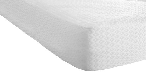 Protetor colchão 90x200x20cm branco