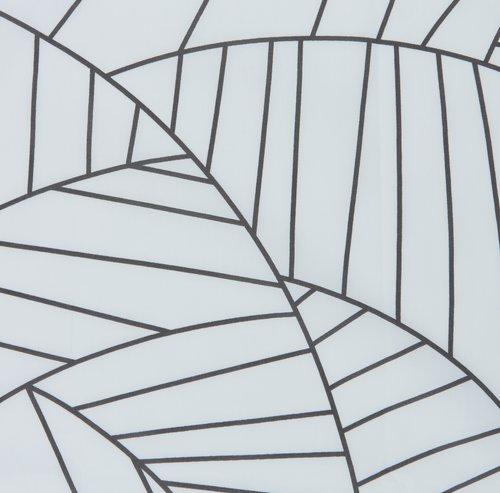 Пост. белье PAULA 140x200 белый/серый