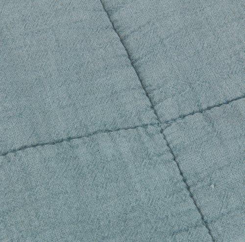Покрывало VALMUE 130x180 см синий