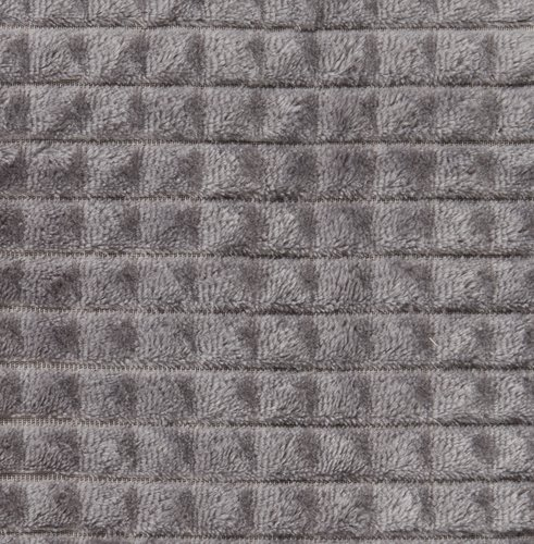 Fleecedecke HAGTORN Fleece 140x200 grau