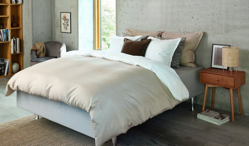 Tyynyliina INGEBORG Satiini 50x60