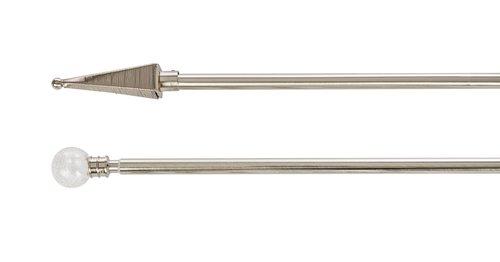 Gardinenstange 16mm 120-210cm div.