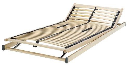 Állítható ágyrács 80x200 BASIC A60