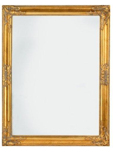 Oglindă NORDBORG 70×90 aurie