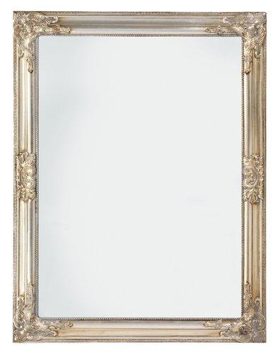 Zrcadlo RUDE 70x90 stříbrná