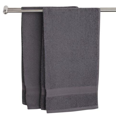Toalla ducha UPPSALA 65x130 gris
