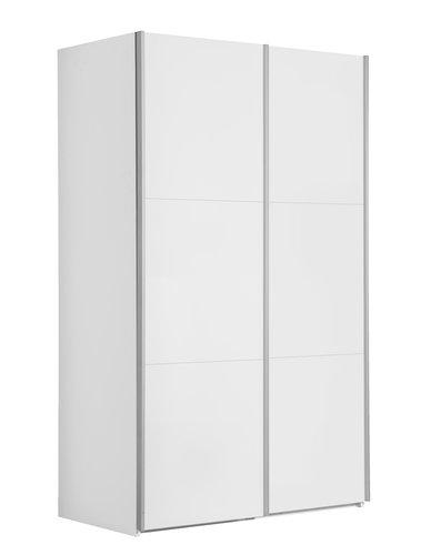 Wardrobe TARP 120x201 white